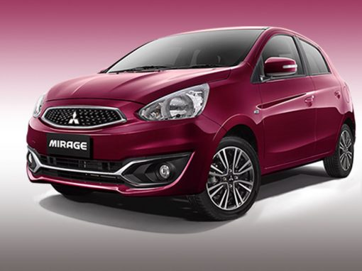Mitsubishi All New Mirage