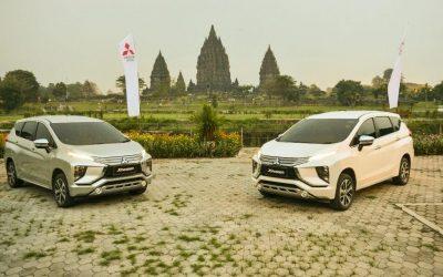 Berkat Xpander, Mitsubishi Cetak Sejarah Penjualan Kendaraan di Indonesia