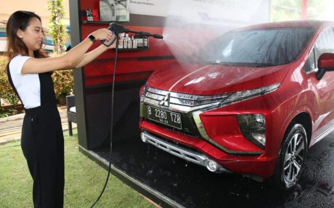 Cuci Mobil Pakai Cairan Ini Bodi Bisa Makin Kinclong